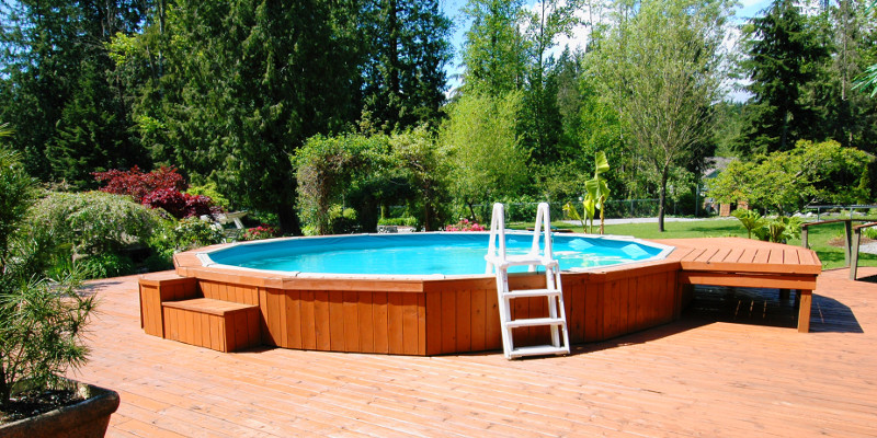 Top Advantages of Above-Ground Swimming Pools