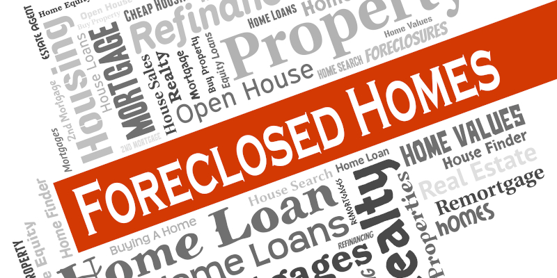 5 Main Causes of Foreclosed Homes